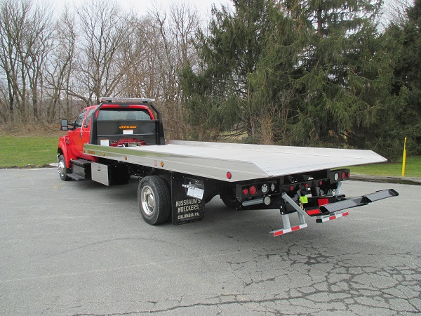 2018 Ford F 650 Extended Cab Gas Jerr Dan 21 Ngaf