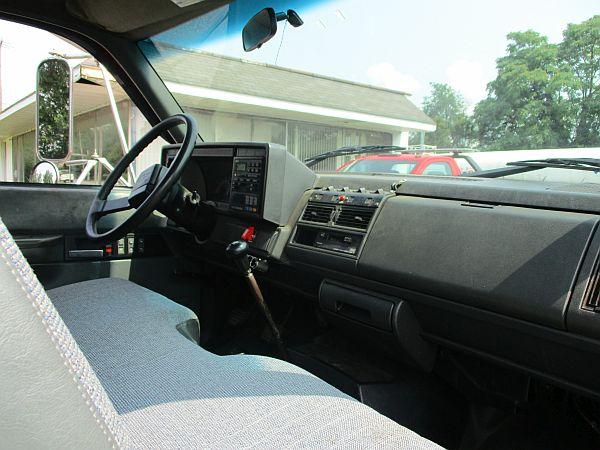 2000 Chevy C-6500 Chevron 512 Wrecker | Nussbaum Equipment